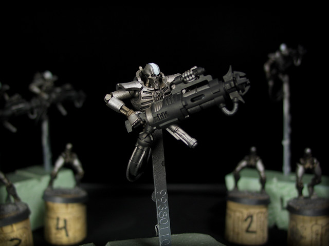 Necron Immortals / Inmortales Necrón 008