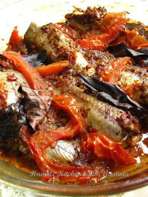 Steamed Fish with Pla Tu Chili
