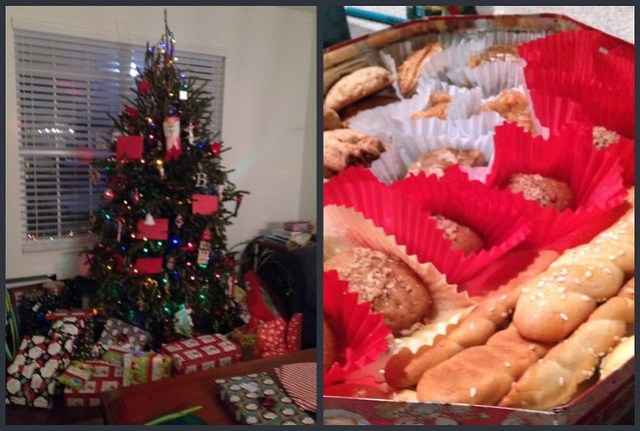 Presents and Cookies
