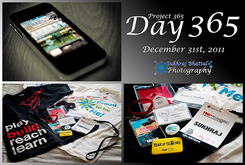 Day 365 - The Last Day of 2011 by SukhrajB