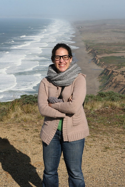 Squinty McSquints at Point Reyes