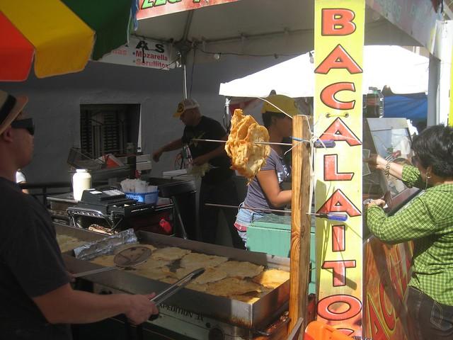 Bacalaitos - Codfish Fritters
