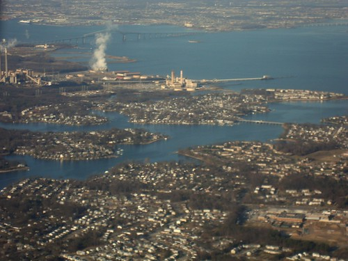 flying into bwi