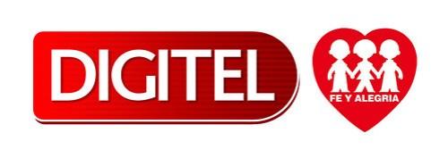 Logo Digitel-Fe y Alegría