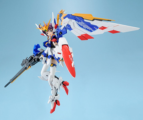 Armor Girls Project Mobile Suit Girl Gundam Wing EW (Kai) (7)