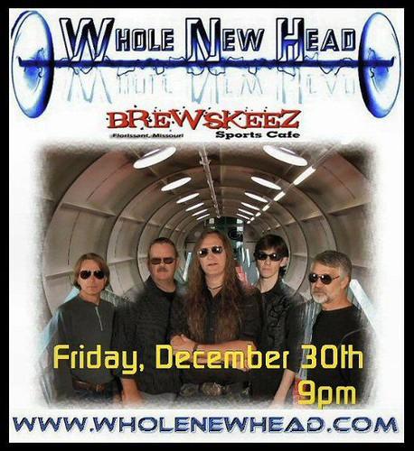 Whole New Head 12-30-11