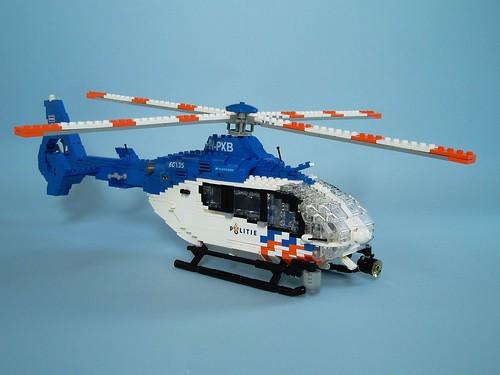Dutch Police EC135 (1)