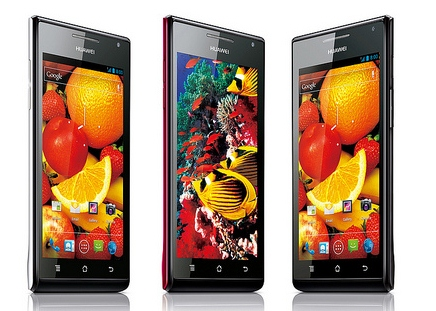 Huawei-Ascend P1-smartphones
