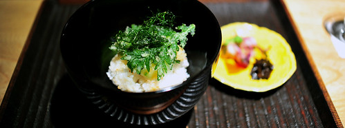 6th Course: Steamed Rice