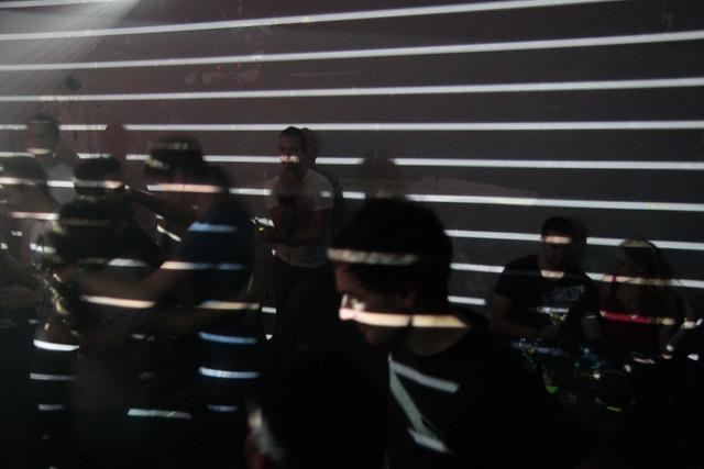 mayer+empl . KONG . video mapping performance . munich . 2011