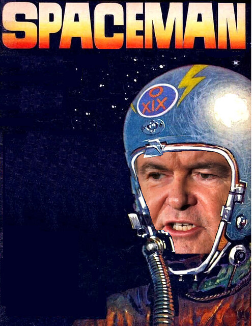 Newt Skywalker, Space Cadet