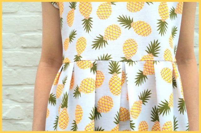 pineapple dresses 1