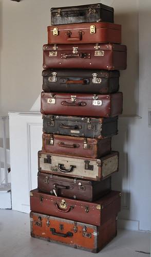 11 valises jourdeviolette