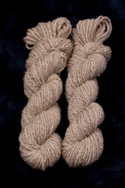 Thing a Week #38: Handspun