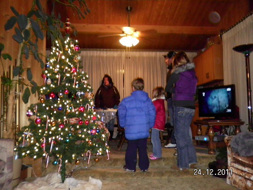 CHRISTMAS & NEW YEAR 2011 by Kim Vaughn Sowards