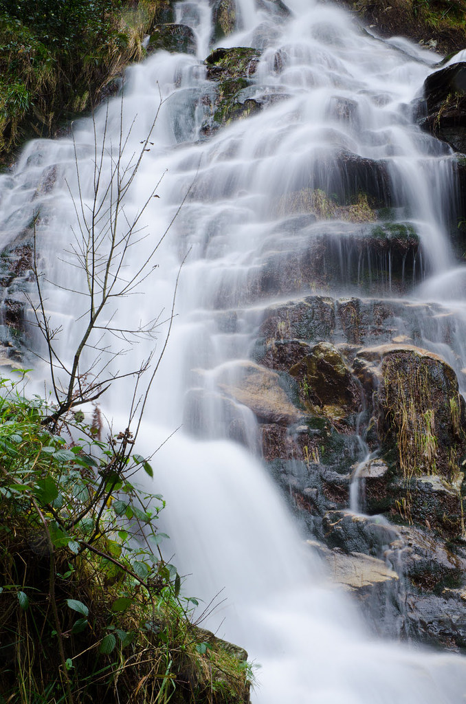 Glenmalure Waterfall
