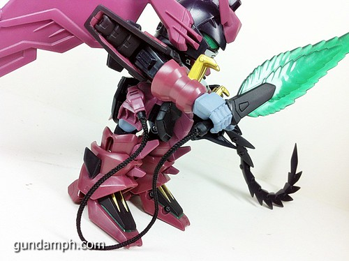 SD Gundam Online Capsule Fighter EPYON Toy Figure Unboxing Review (21)