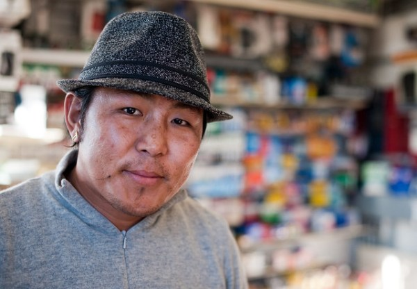 Jinpa Sherpa: Hunts Point Bronx