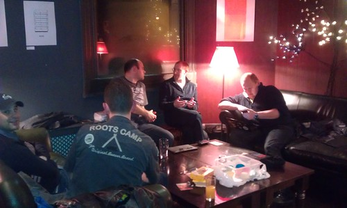 Preston Geekup 16/01/2012