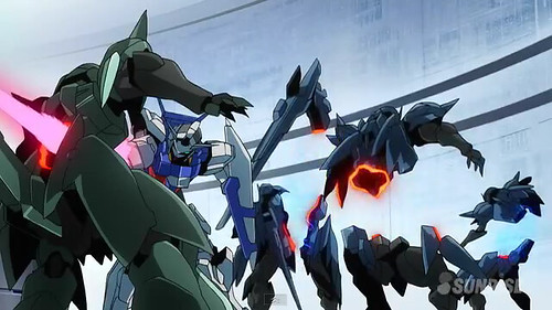 Gundam AGE Episode 15 Those Tears Fall in Space Youtube Gundam PH (6)