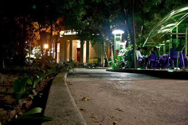Nuevo Jardín del Museo de Ciencias