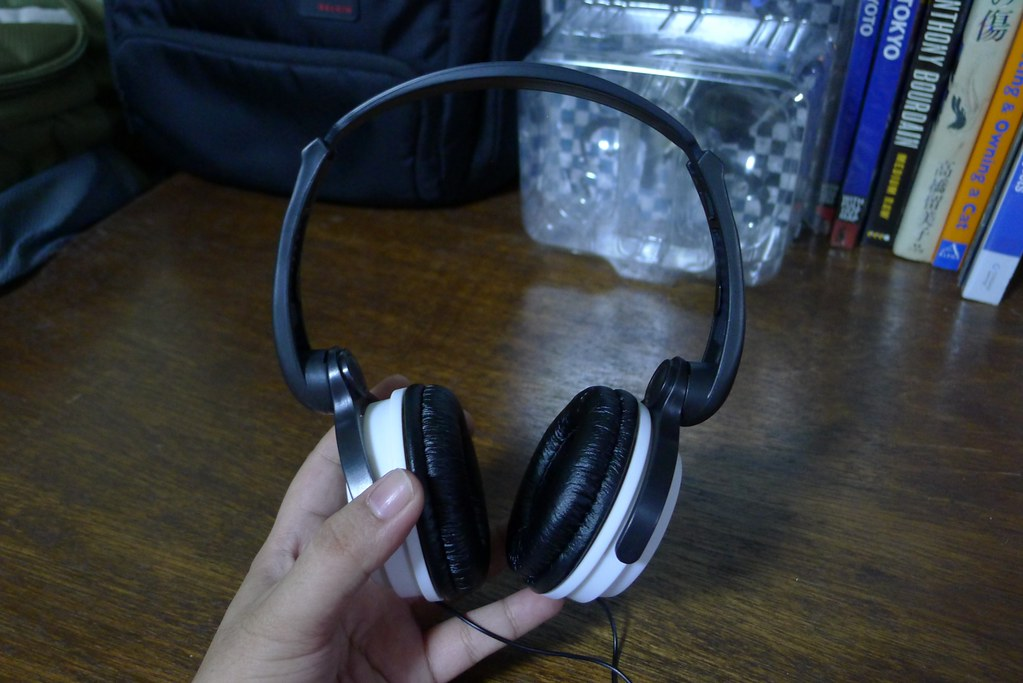 Deboxing: Banpresto Black Rock Shooter Headphones