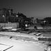 Fori Romani - Rome under the snow