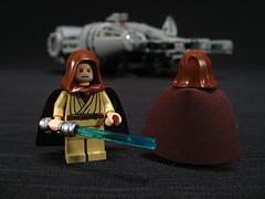 7965 Millennium Falcon Review: Obi Wan