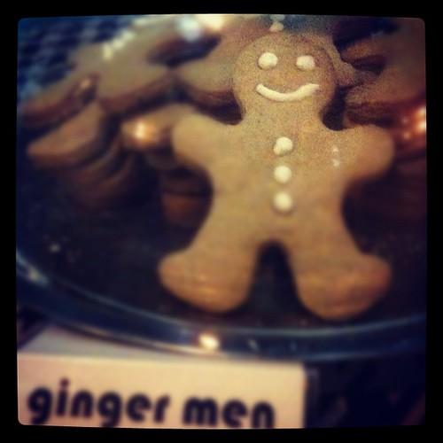 El ginger men de Shrek!! by rutroncal