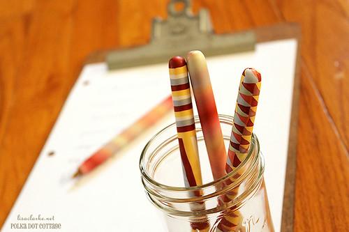 Pen break