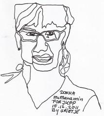 Donna McMenamin for JKPP