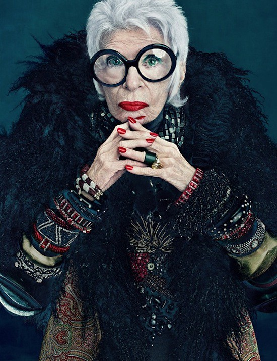 MAC & Iris Apfel Collection - Promotional Photo (2)