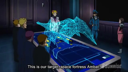 Gundam AGE  Episode 11  Reunion at Minsry Youtube  Gundam PH (22)