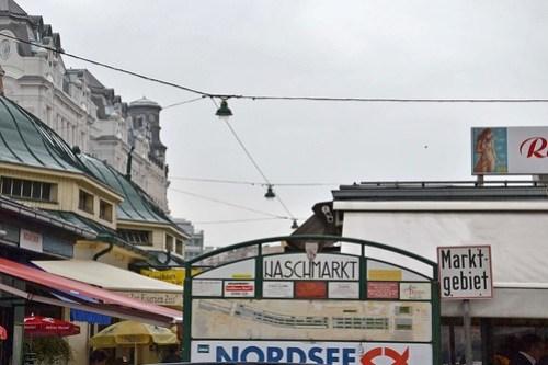 Naschmarkt, Viena