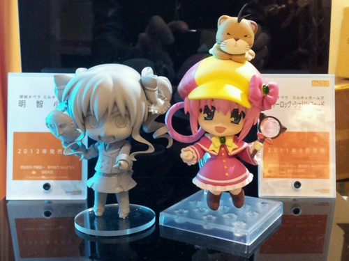 Nendoroid Akechi Kokoro and Sharo