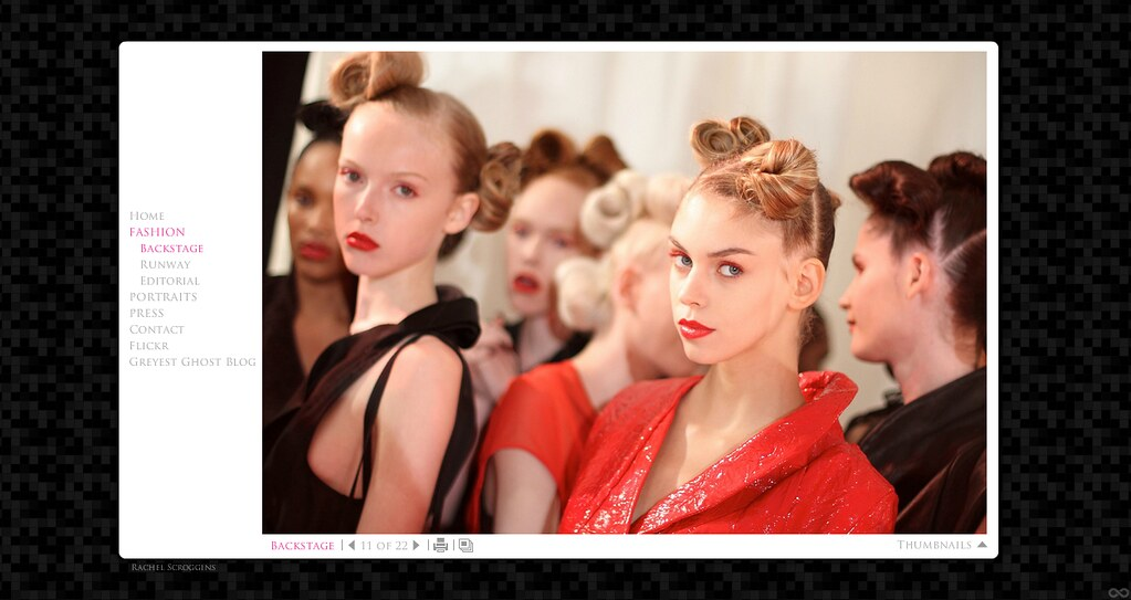 New Website: www.RachelScroggins.net