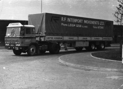 RF Interport Movements