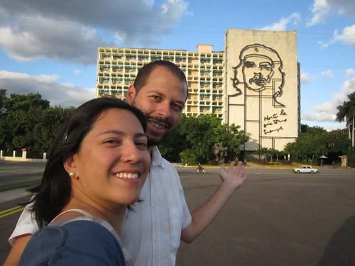 4/1/2012 - Plaza de la Revolución - Vedado (Havana/Cuba)