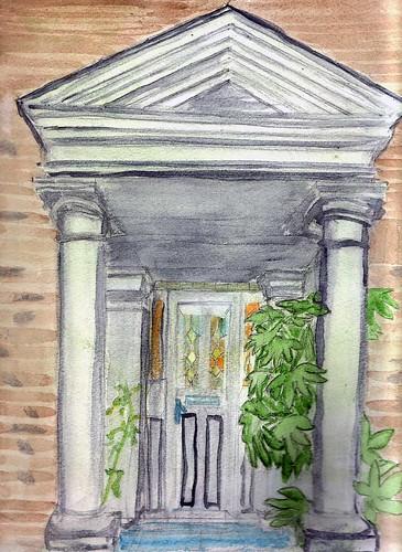 front-door by doodle_juice