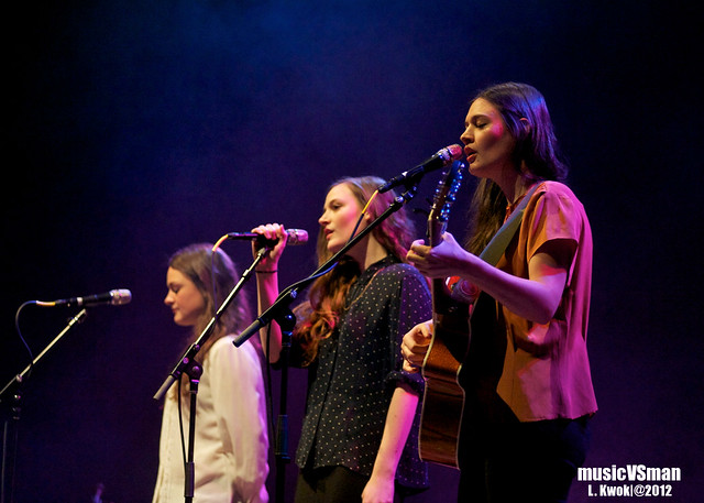 The Staves @ The Pageant