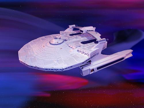 LEGO USS Reliant 1