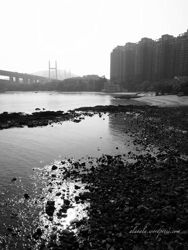 My first visit to Ma Wan, Hong Kong