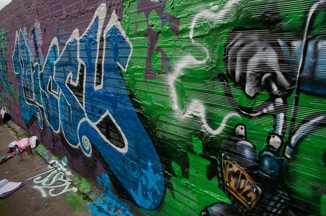 Medellin Graff Art
