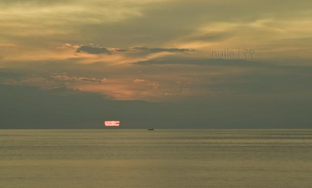 Sunset In Nagsasa Cove Full