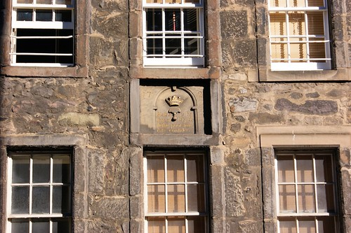 Cordwainer's Arms, 195 and 197 Canongate, Shoemakers Land