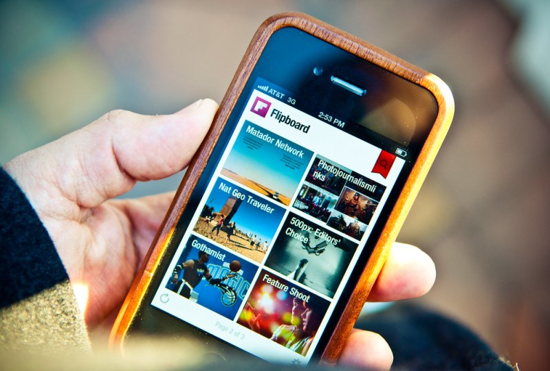 Flipboard on the Go