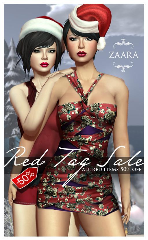 {Zaara} Red tag sale!