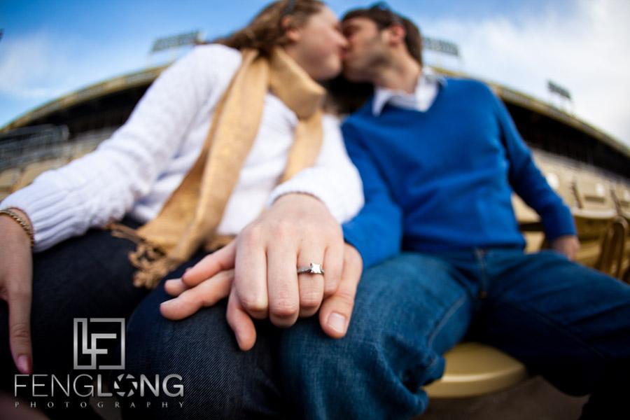 Brittany & Jarrett's Engagement Session | Georgia Tech Campus | Atlanta Wedding Photographer