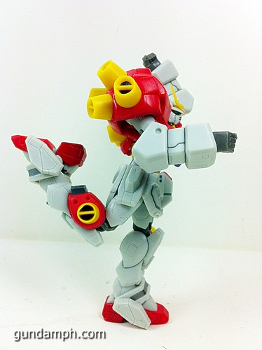 MSIA Devil Gundam First Form Unboxing Review Huge (37)