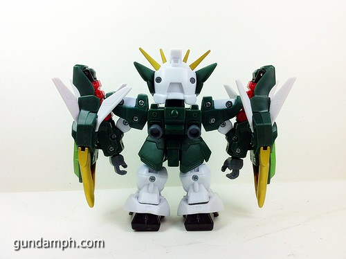 SD Gundam Online Capsule Fighter ALTRON Toy Figure Unboxing Review (13)